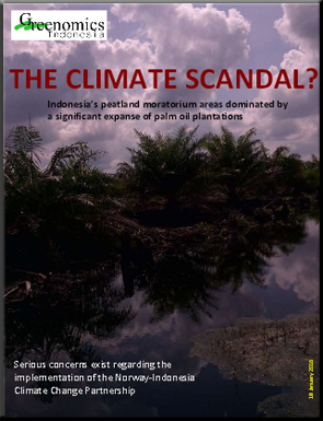 THE CLIMATE SCANDAL