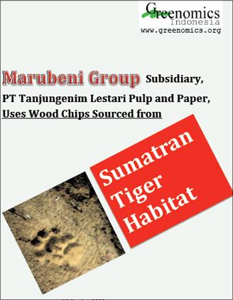 TeLPP Clearing Sumatran Tiger Habitat